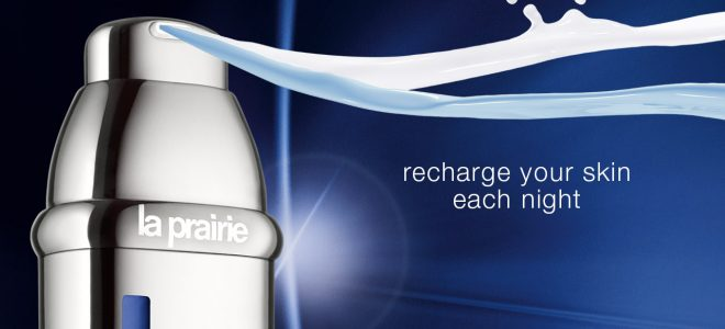 Cellular Power Charge Night from La Prairie