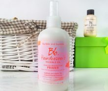 Hairdresser's Invisible Oil Heat UV Protective Prime from Bumble and Bumble